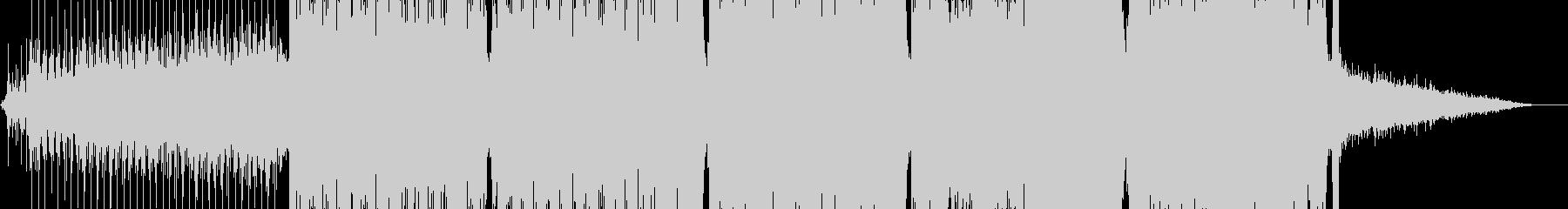 ラウンジ、チルアウト。音響的および...の未再生の波形