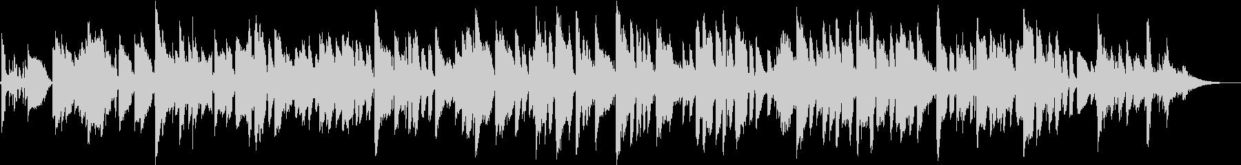 ふるさと ジャズワルツ リラックスギターの未再生の波形