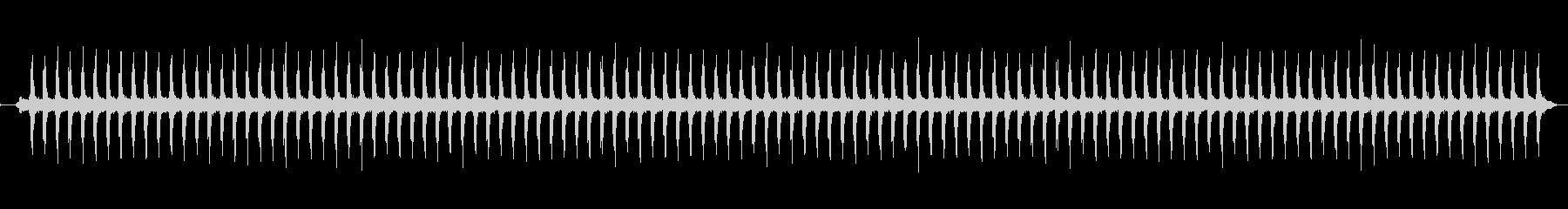 機械のトリミング-高速-短い間隔-...の未再生の波形