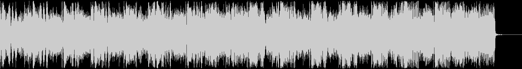 【フューチャーベース】ロング2ショート6の未再生の波形
