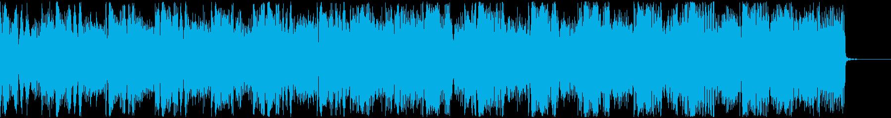 【フューチャーベース】ロング2ショート6の再生済みの波形
