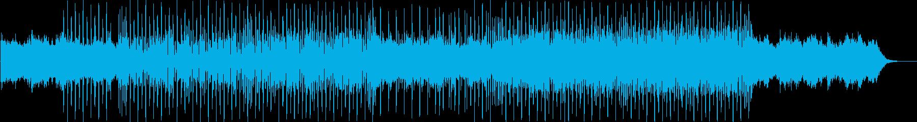 Funk、おしゃれ、シティポップ bの再生済みの波形