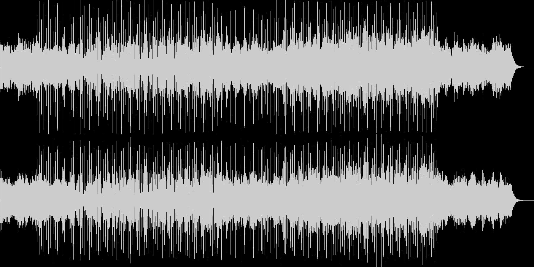 Funk、おしゃれ、シティポップ bの未再生の波形