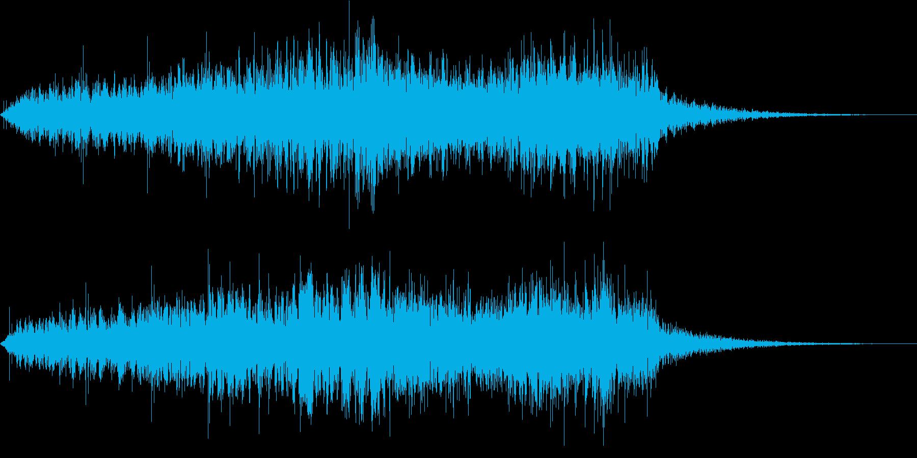 CINEMATIC RISER_15の再生済みの波形