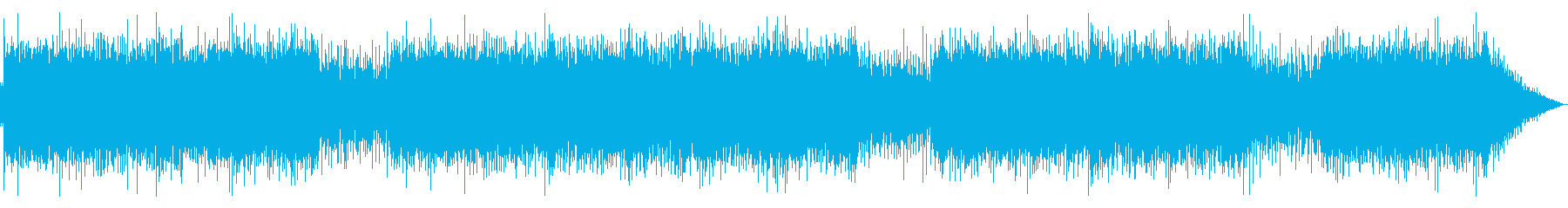ピアノ/シンセ/通常戦闘/バトルの再生済みの波形
