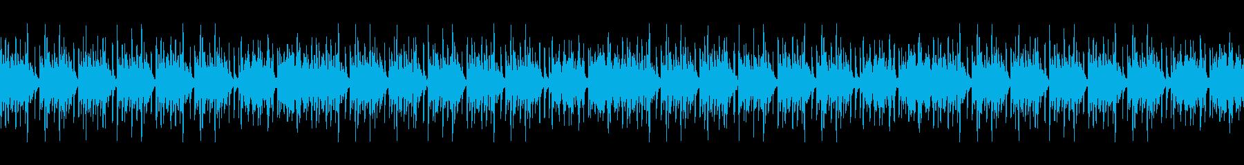 【不吉/不気味なシーンに最適ピアノ】の再生済みの波形