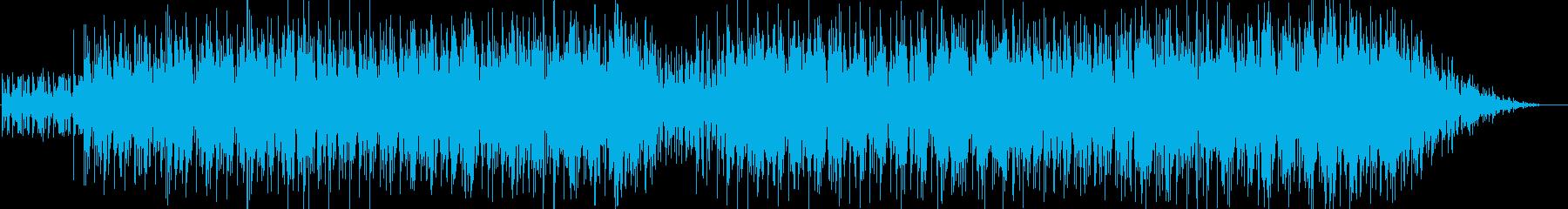 ワールド、ポップ、男性の声、パーカ...の再生済みの波形