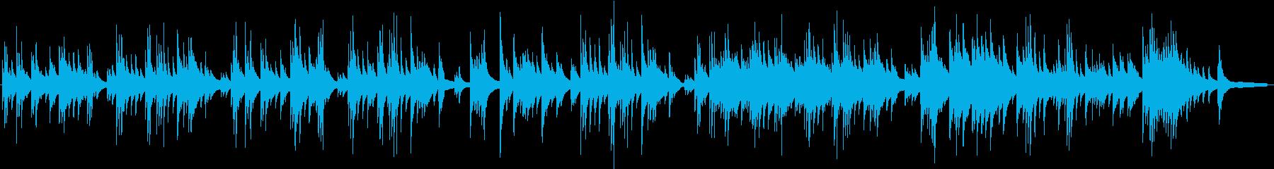 淡々とした切ないピアノバラードLIVEの再生済みの波形