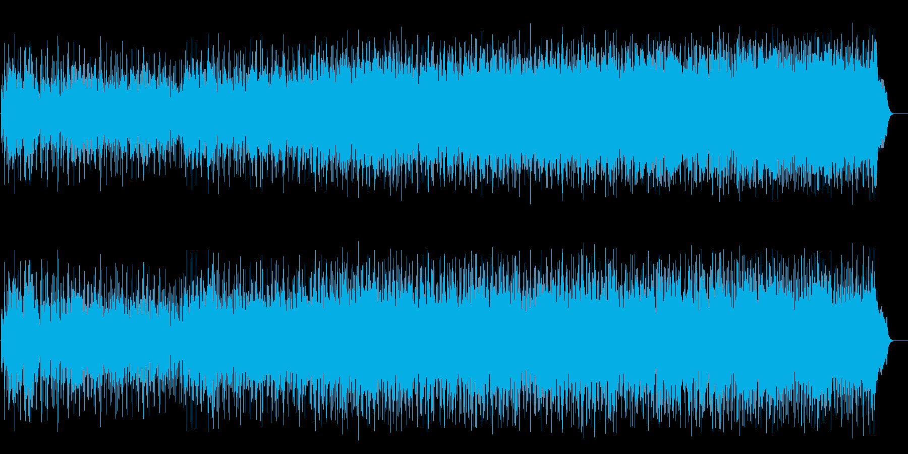 優しい気持ちになるノスタルジックポップスの再生済みの波形