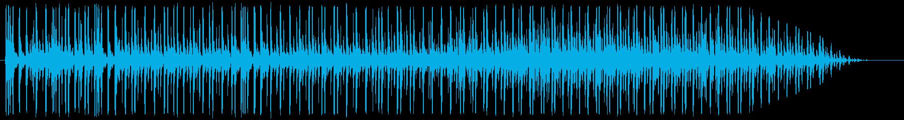 ザパテアードアンドバッスルの再生済みの波形