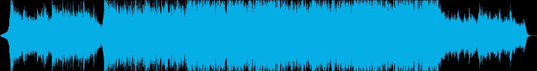 現代的 交響曲 エレクトロ クラシ...の再生済みの波形