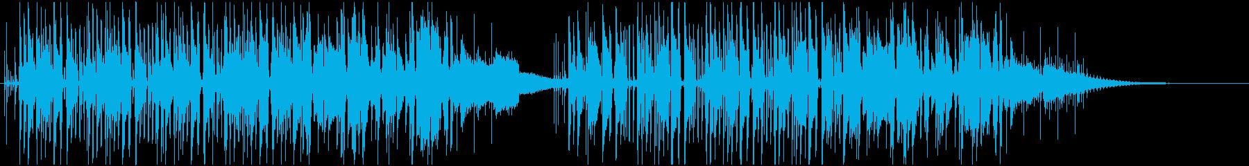 Kamiarianaの再生済みの波形