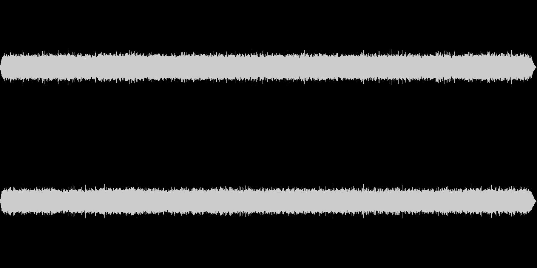 滝音~中くらいの滝 北海道【生録音】の未再生の波形