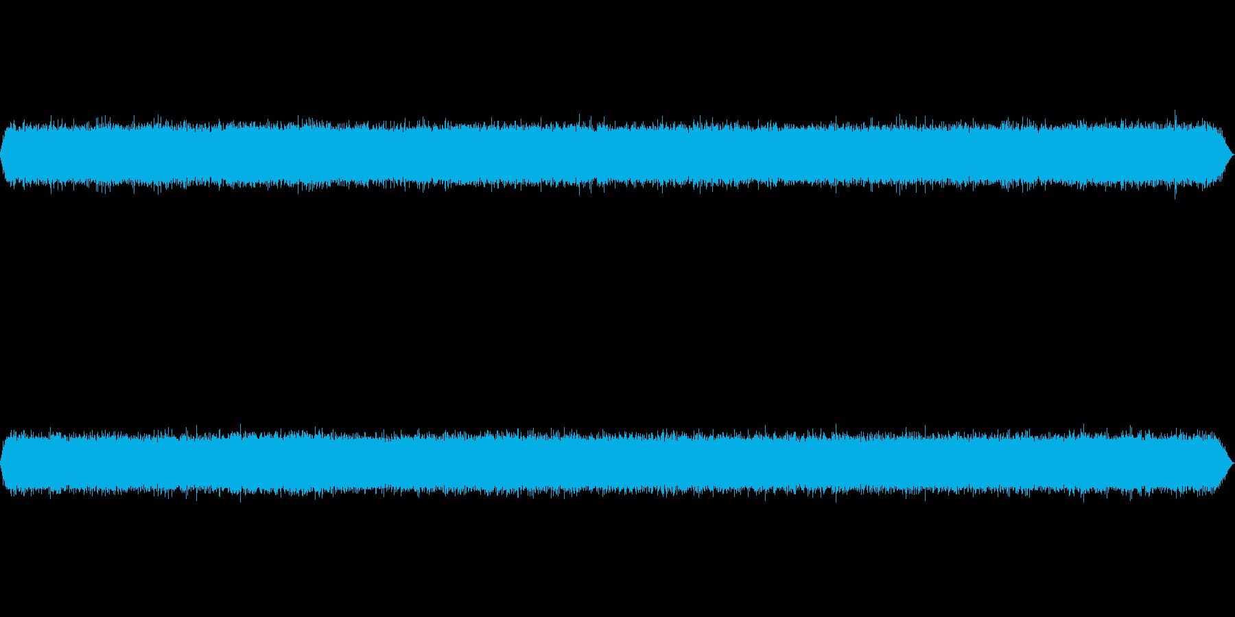 滝音~中くらいの滝 北海道【生録音】の再生済みの波形