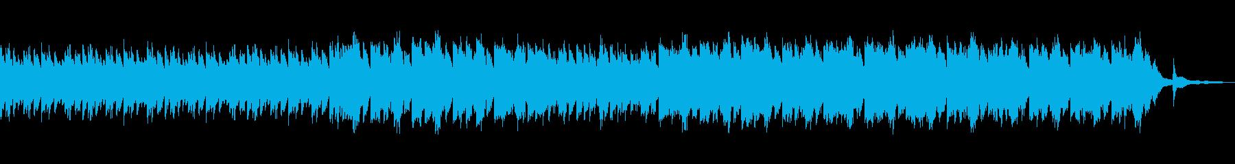 【フル尺】朝焼けイメージのシンプルBGMの再生済みの波形