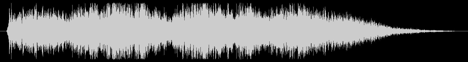合唱団 ハレルヤショート01の未再生の波形