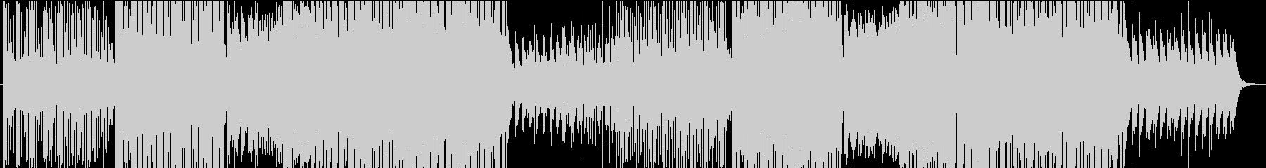 ポジティブなトロピカルハウスで気分転換の未再生の波形