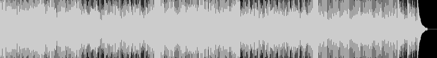 切ない雰囲気のアコギピアノセンチダンスの未再生の波形