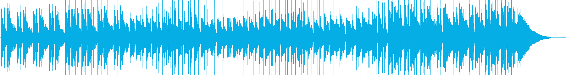 90年代・爽やかシンセ・ドライブの再生済みの波形
