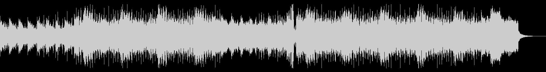 企業VP、CM04。ピアノ、シンセの未再生の波形