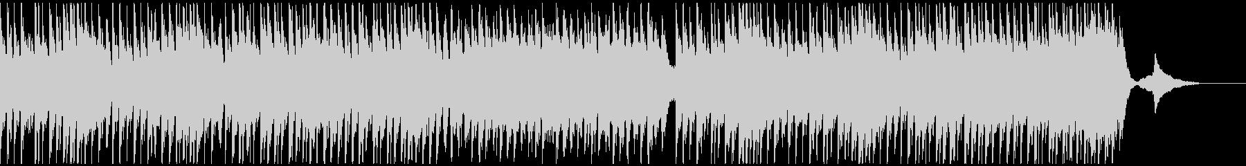 メルヘン、ファンタジックでかわいいBGMの未再生の波形