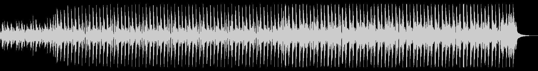 わくわくするディスコミュージックの未再生の波形