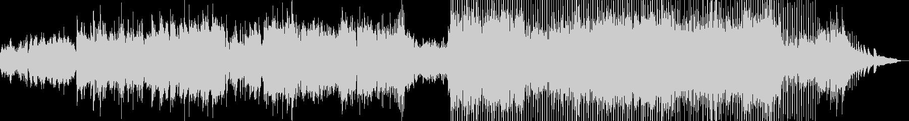弦楽のクラシック・後半からポップスへの未再生の波形