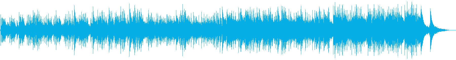 アコースティックライトポップロック...の再生済みの波形
