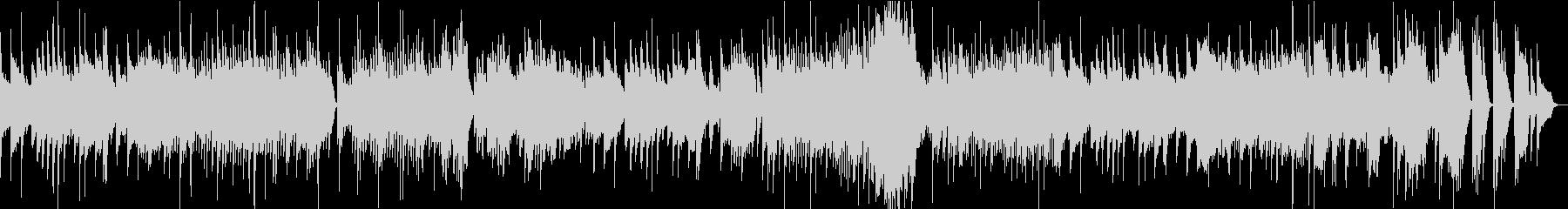 悲愴 第2楽章/ベートーベン・アコギの未再生の波形