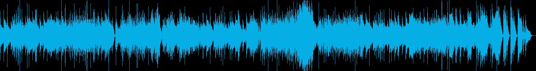 悲愴 第2楽章/ベートーベン・アコギの再生済みの波形
