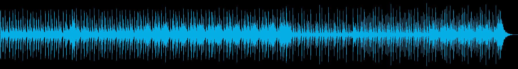 打楽器とクラップのみ ジャズ ラテン風の再生済みの波形
