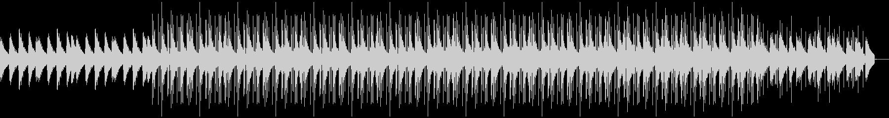 Lo-Fi チルアウト1の未再生の波形