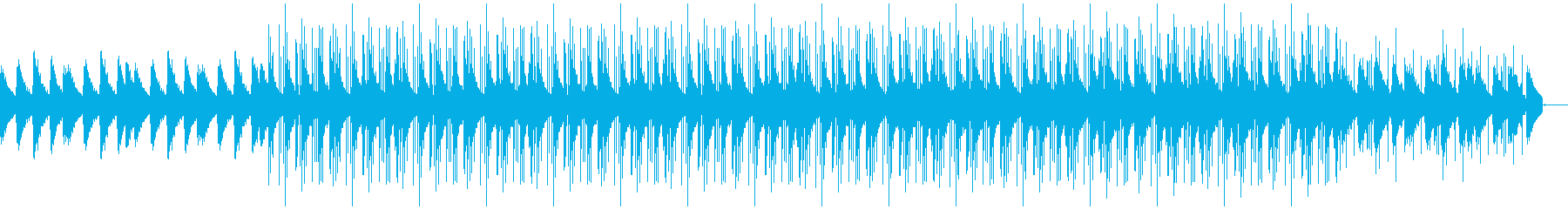 Lo-Fi チルアウト1の再生済みの波形