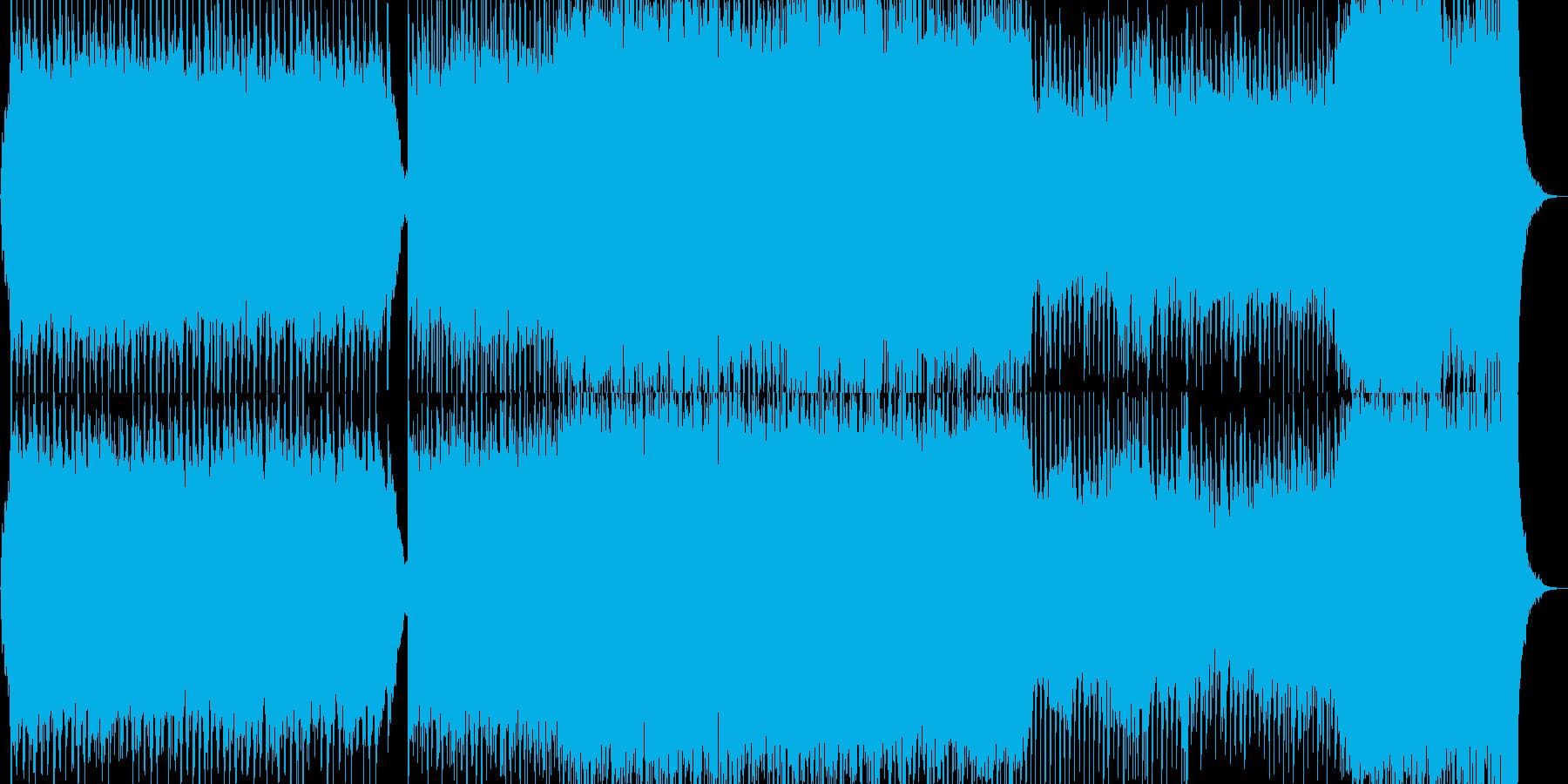 Paradeの再生済みの波形