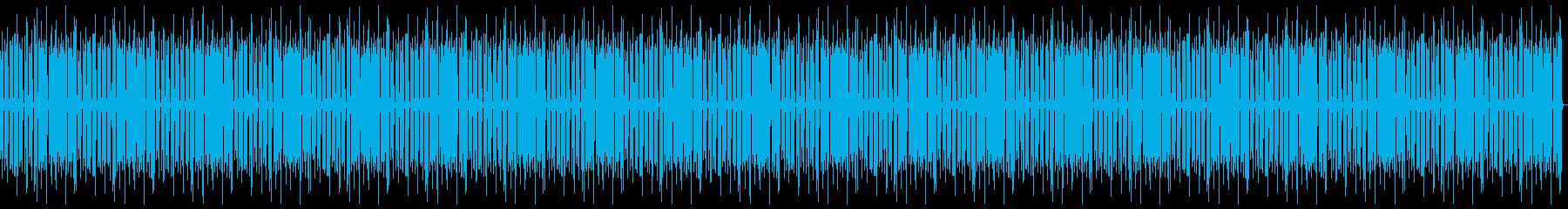 知育・おもちゃ・パズル・日常ピアノ52Lの再生済みの波形