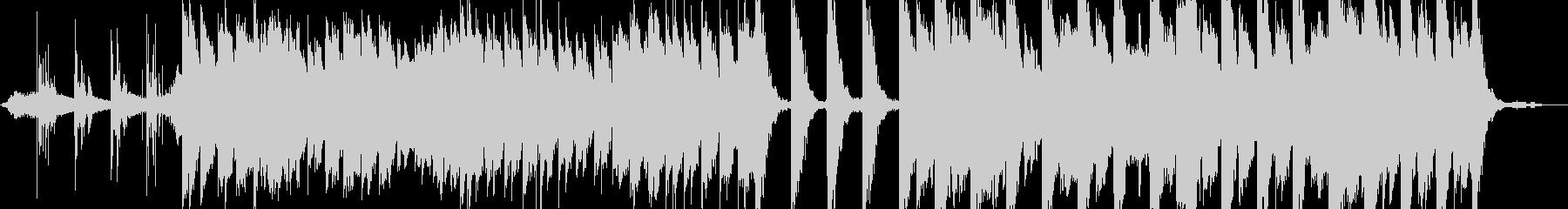 現代的 交響曲 エレクトロ ドラム...の未再生の波形