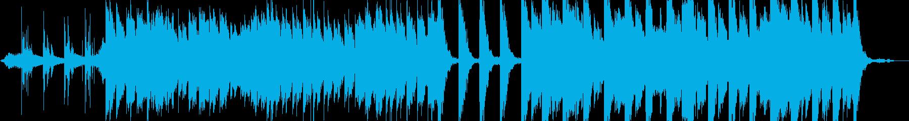 現代的 交響曲 エレクトロ ドラム...の再生済みの波形