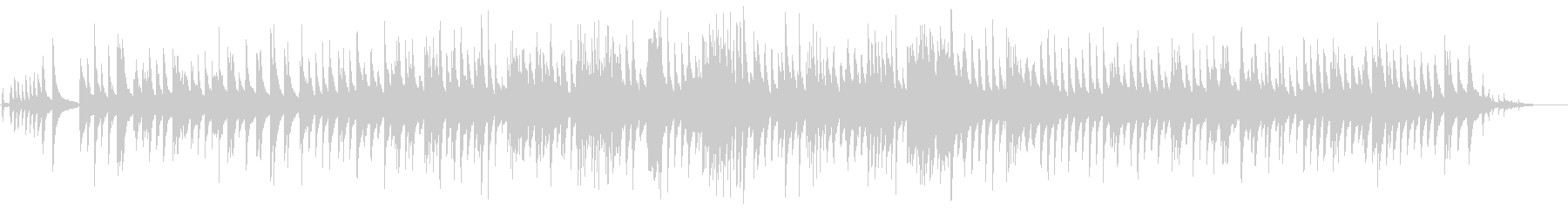 しっとりジャズ:ピアノソロ・バラード の未再生の波形