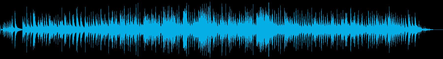 しっとりジャズ:ピアノソロ・バラード の再生済みの波形