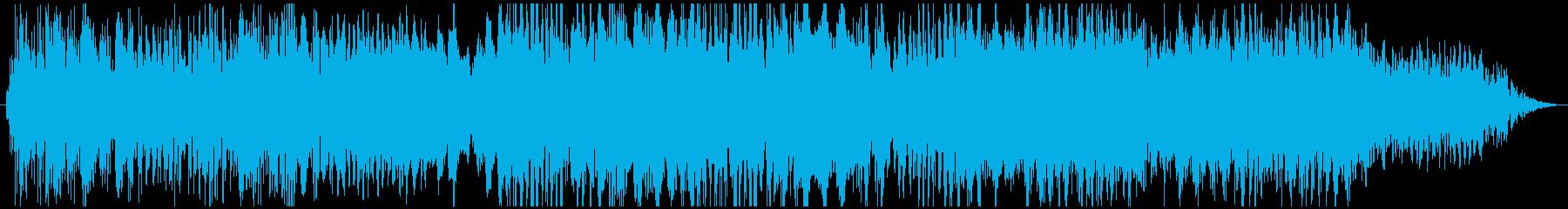 PADS ウォブルリボルバー01の再生済みの波形