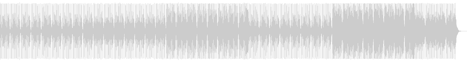 ScienceLaboの未再生の波形