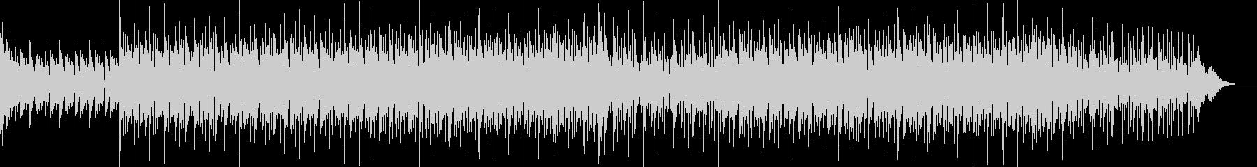 ニュース映像ナレーションバック向け-18の未再生の波形