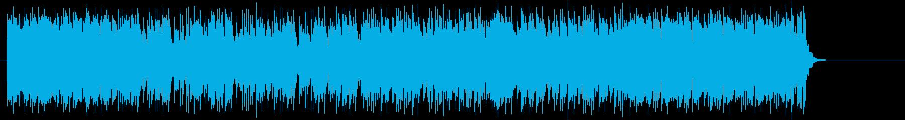 推進力ある元気なポップ(イントロ~A…)の再生済みの波形