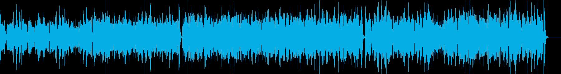 穏やかな楽器の音色に包まれるの再生済みの波形
