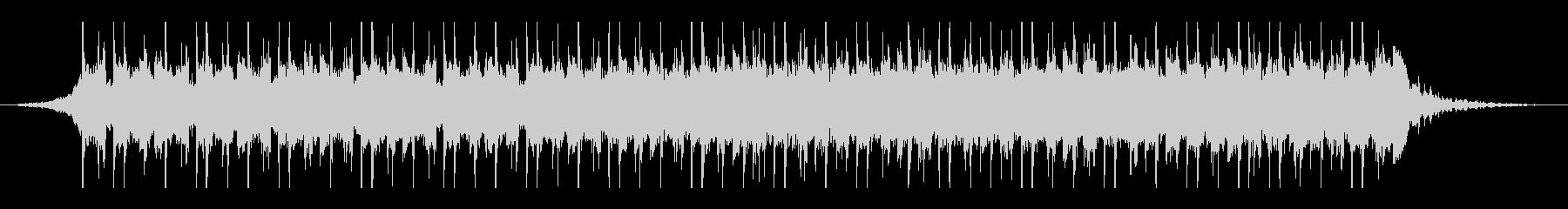 ラマダン(45秒)の未再生の波形