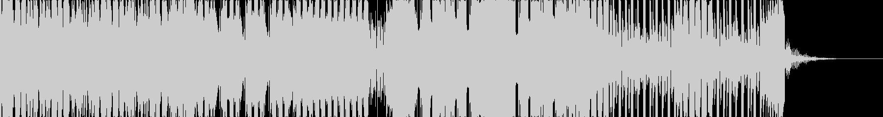 ダブステップ 積極的 焦り 広い ...の未再生の波形