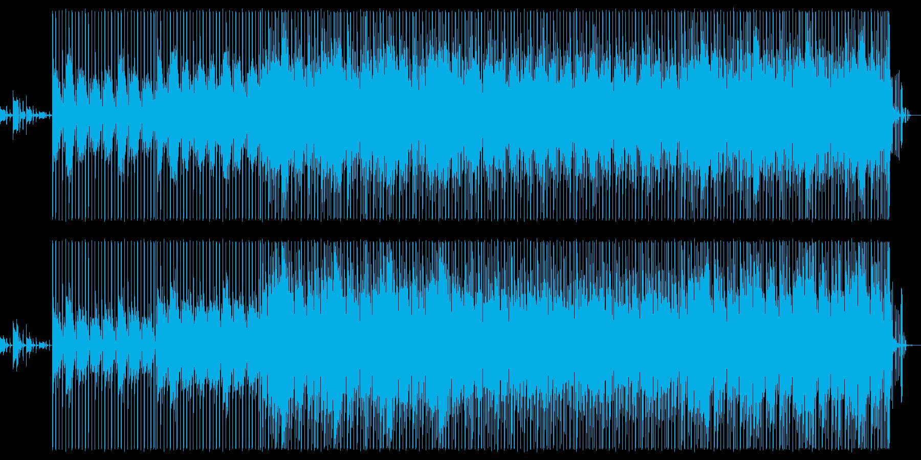 落ち着いたギターポップの再生済みの波形