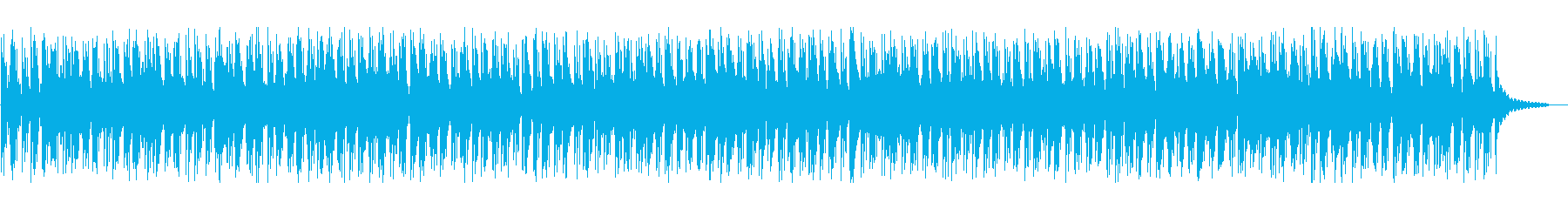 サックス中心のチルアウト、スムースR&Bの再生済みの波形
