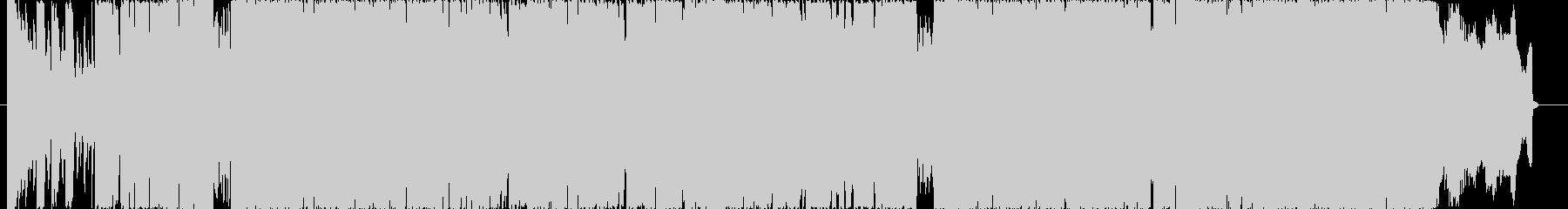 アクセルを全開にしたくなるユーロビートの未再生の波形
