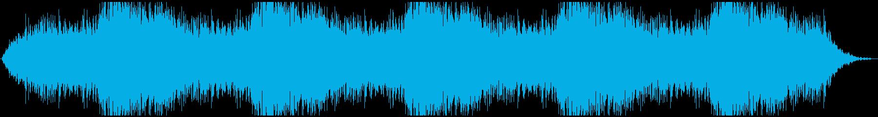 PADS 泣き叫ぶ01の再生済みの波形